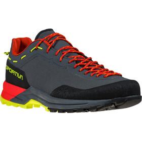 La Sportiva TX Guide Shoes Men carbon/goji